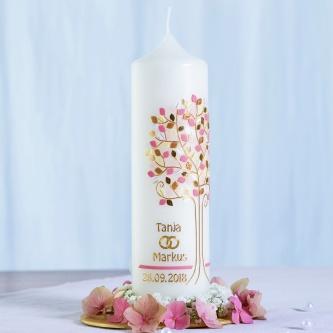 Kerze Zur Goldenen Hochzeit Weiteren Ehejubiläen